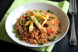 Nasi Goreng (1)